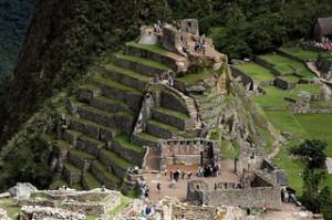 Machu Picchu by Shashi Bellamkonda
