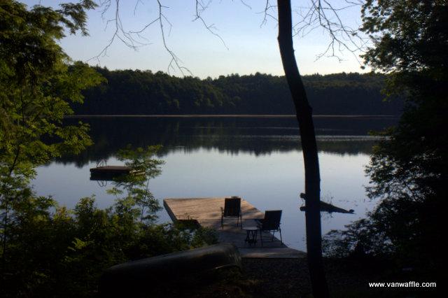 Morning at Lake Fletcher