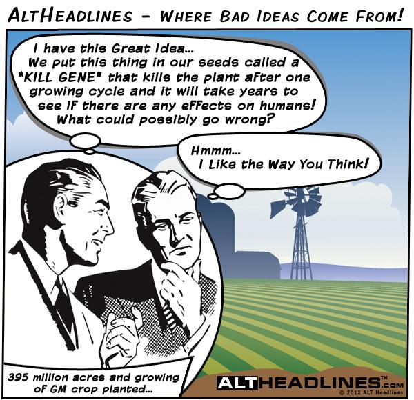 AltHeadlines GMO