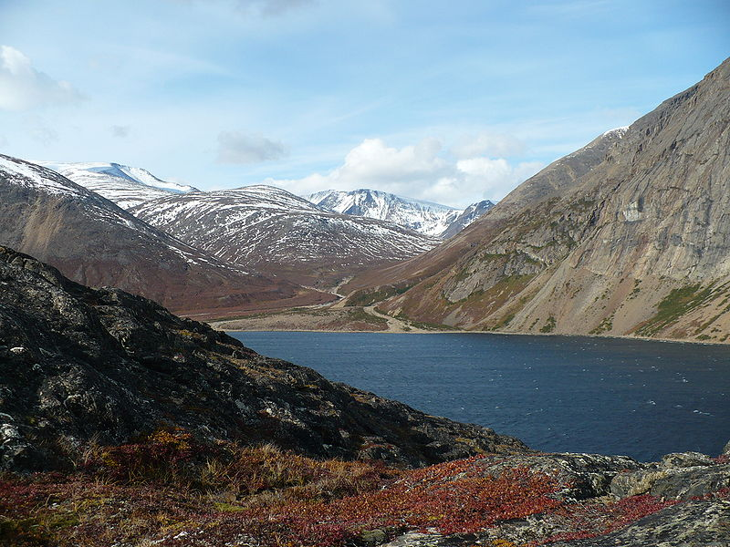 Nachvak Fjord, Torngat Mountains National Park, Labrador