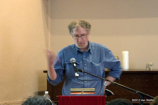 Don McKay at Eden Mills Writers' Festival