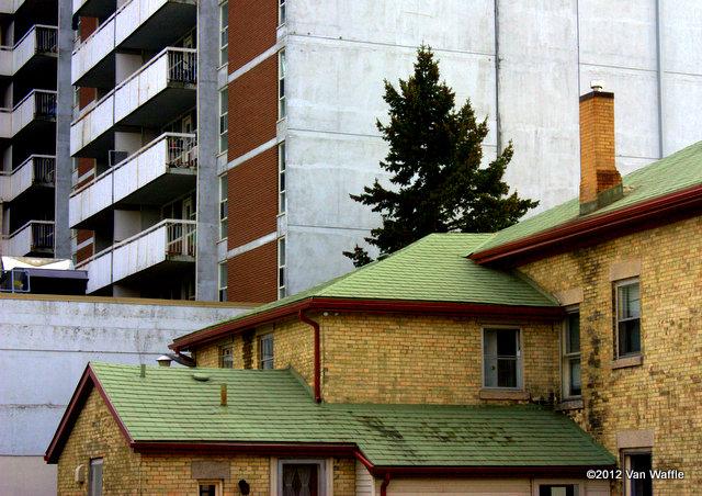 Quebec Street high rise