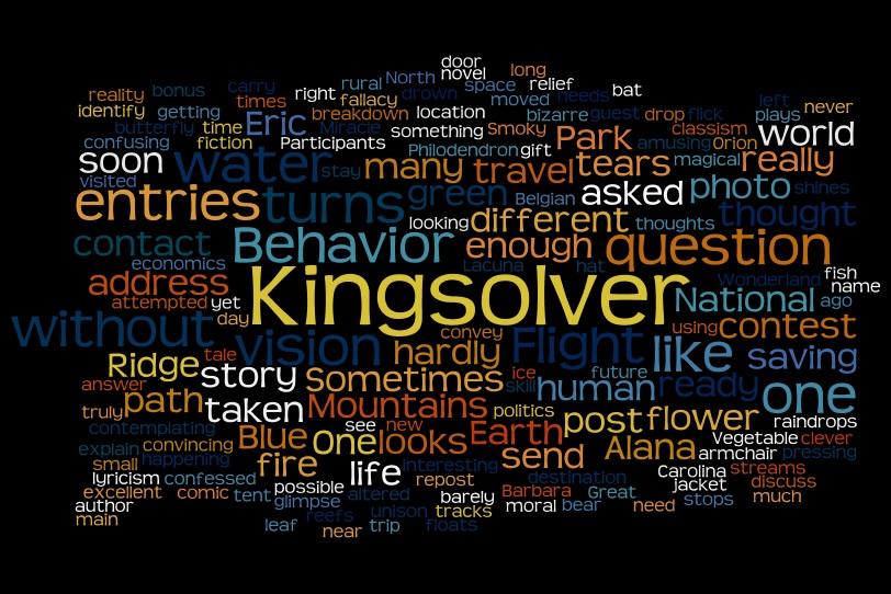 Wordle 2013 Blogathon