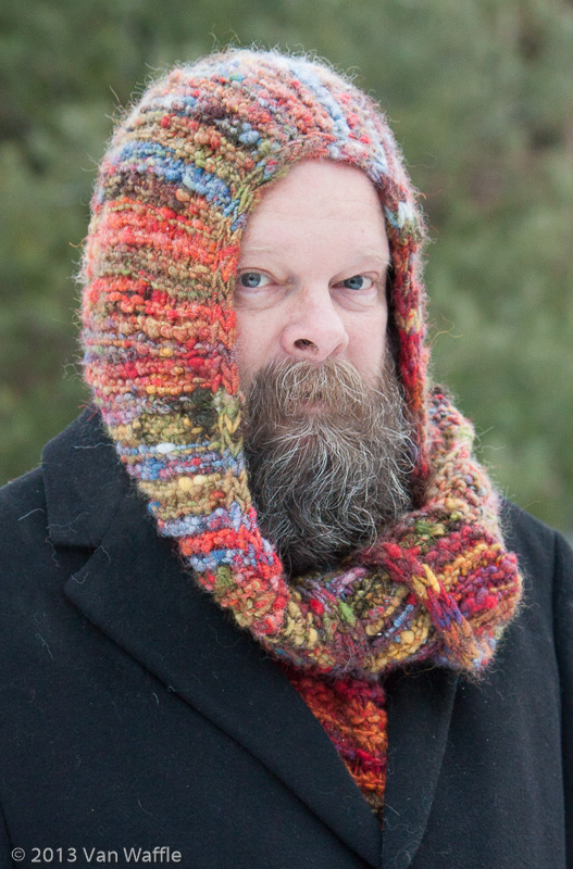 Loxley Scarf 1