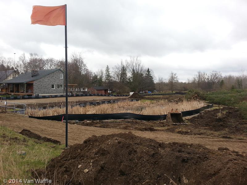 Wetland protection