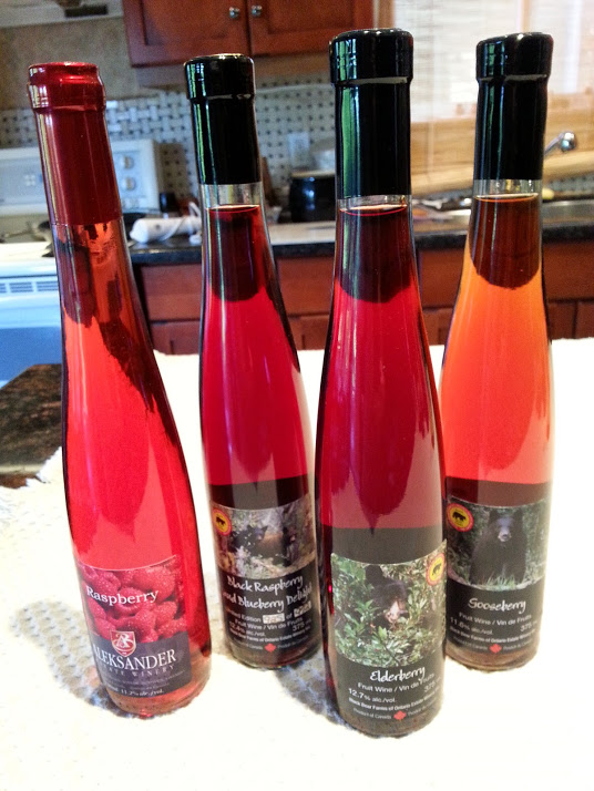 Lake Erie fruit wines