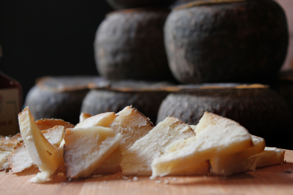 Cheeses by Graeme Mclean on Flickr